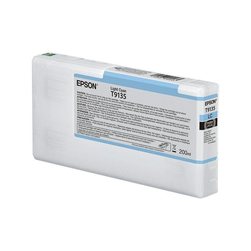 Epson Cartouche d'encre Cyan Clair Epson pour SC-P5000 (T9135)