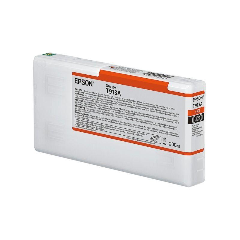 Epson Cartouche d'encre Orange Epson pour SC-P5000 (T913A)