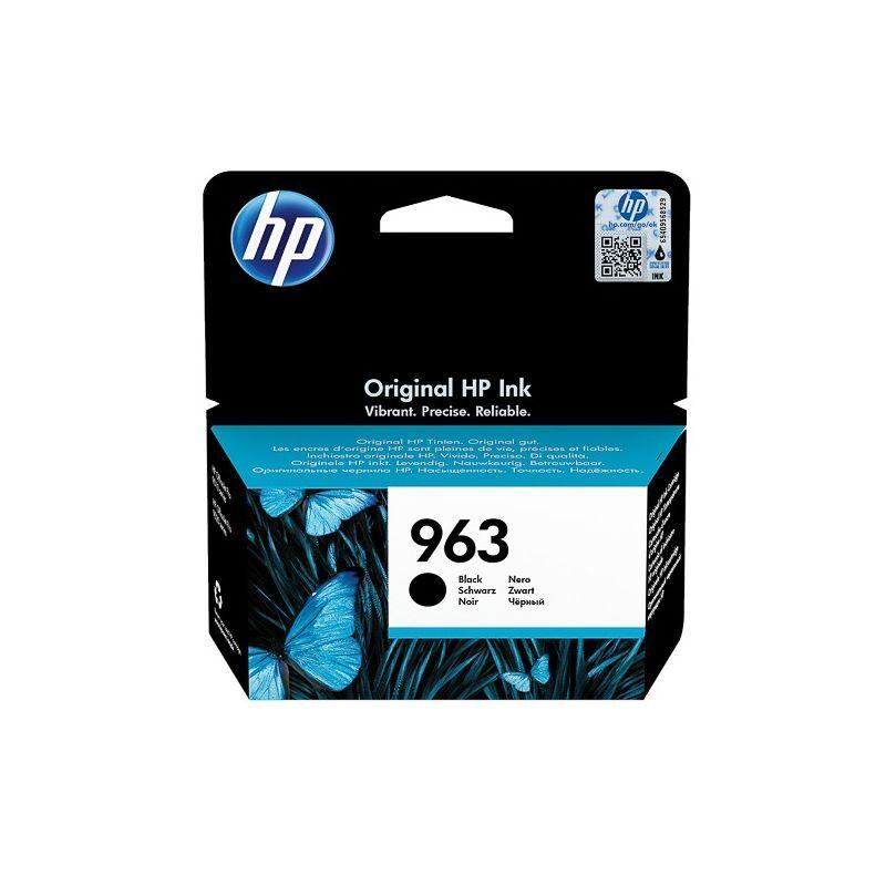 HP Cartouche jet d'encre Noir HP pour Office Jet Pro 9010 / 9020 ....(N°963)