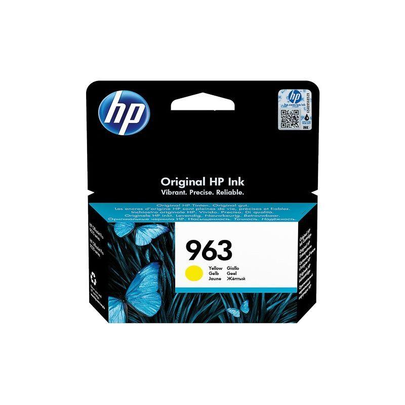 HP Cartouche jet d'encre Jaune HP pour Office Jet Pro 9010 / 9020 ....(N°963)