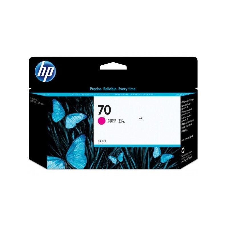 HP Cartouche magenta HP pour Designjet Z2100 / Z3100 (N°70)