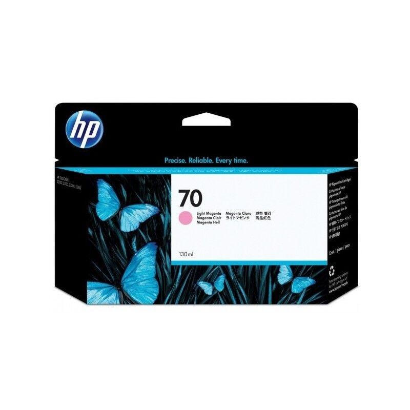 HP Cartouche magenta clair HP pour Designjet Z2100 / Z3100 (N°70)