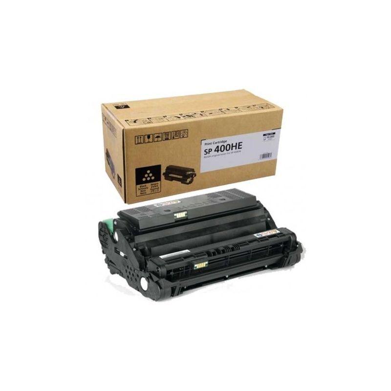Ricoh Cartouche toner noir très haute capacité Ricoh pour SP450DN (SP400HE)
