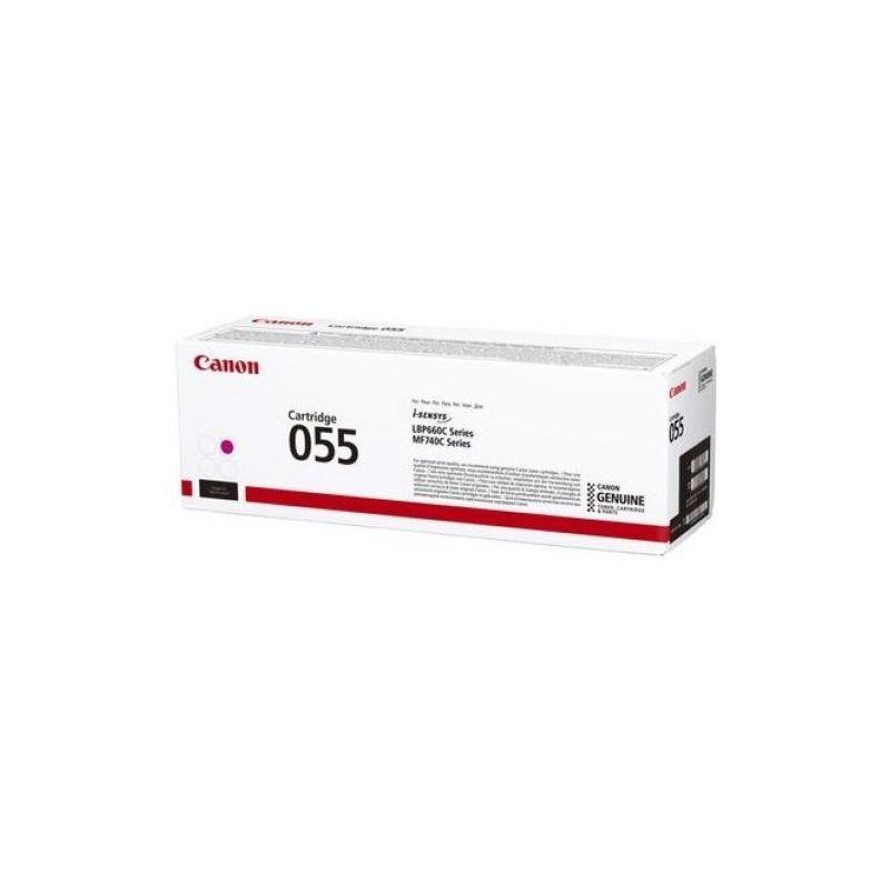 Canon Cartouche Toner Magenta CANON pour I-Sensys LBP663Cdw ... (055)