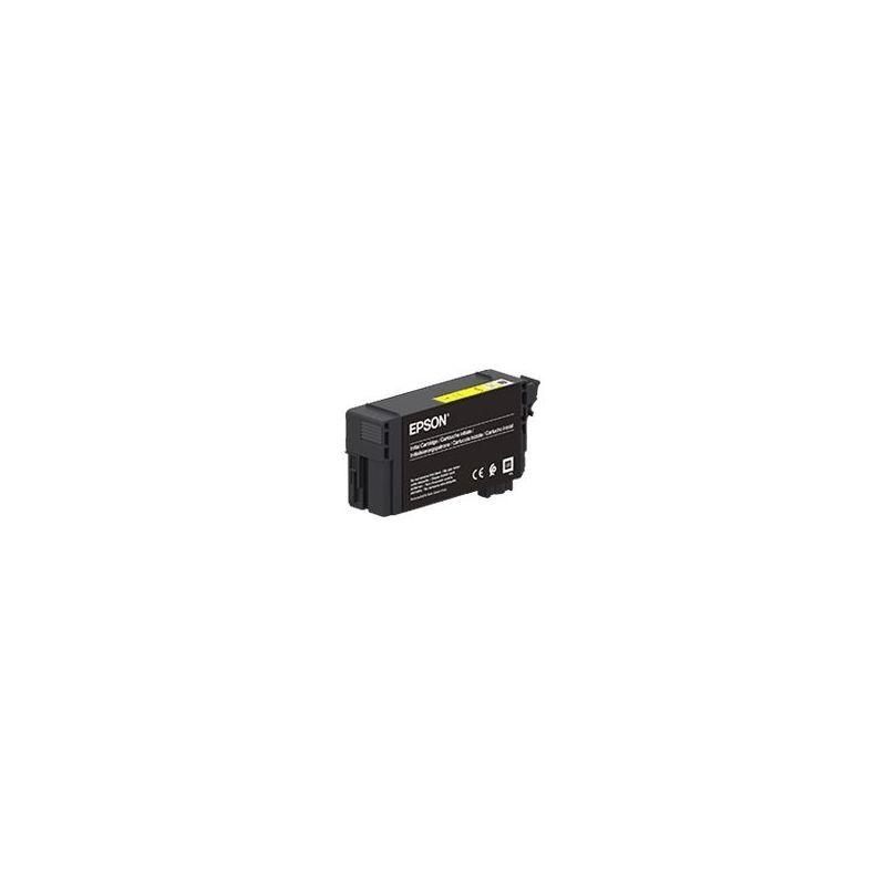 Epson Cartouche d'encre Jaune UltraChrome XD2 Epson pour SC-T3100... (T40C440)