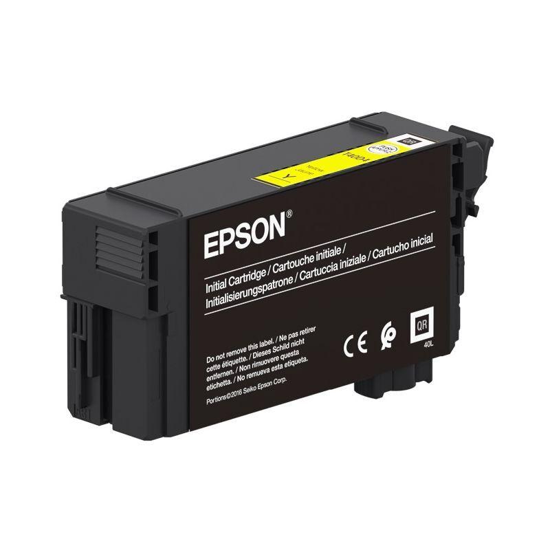 Epson Cartouche d'encre Jaune haute capacité UltraChrome XD2 Epson pour SC-T3100... (T40D440)