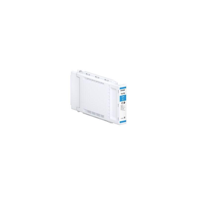 Epson Cartouche d'encre Cyan UltraChrome XD2 Epson pour SureColor SC-T3400...(T41R2)