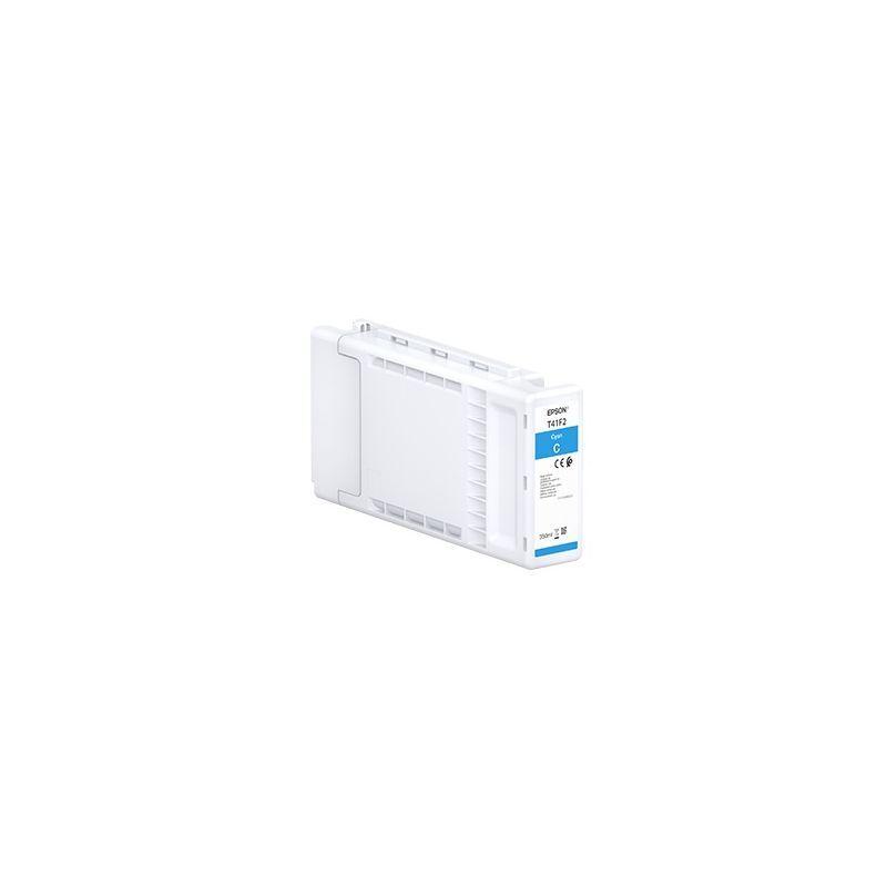 Epson Cartouche d'encre Cyan haute capacité UltraChrome XD2 Epson pour SureColor SC-T3400...(T41F2)