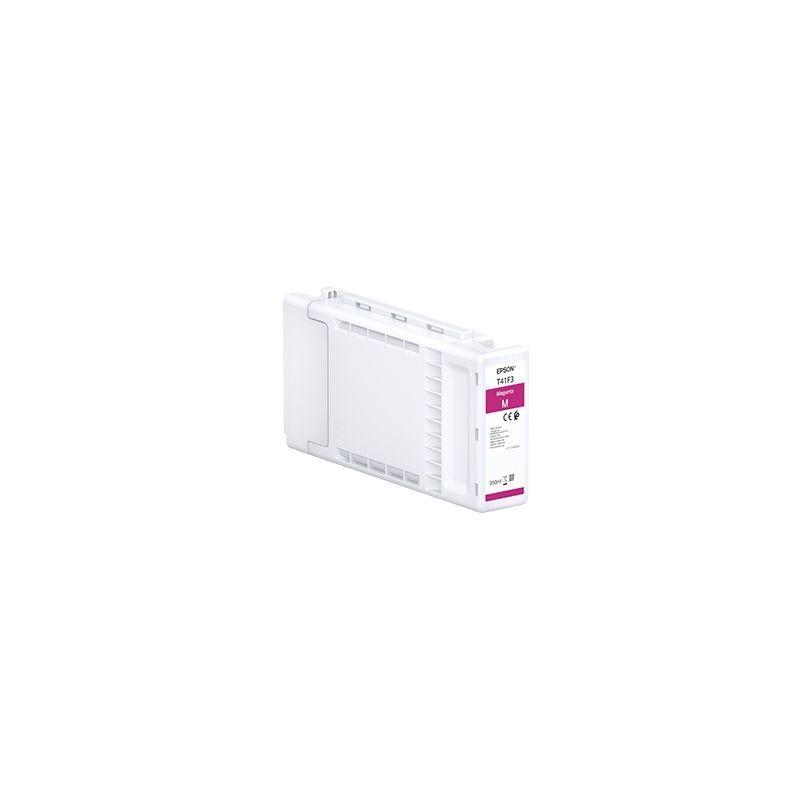Epson Cartouche d'encre Magenta haute capacité UltraChrome XD2 Epson pour SureColor SC-T3400...(T41F3)