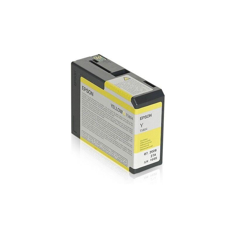 Epson Cartouche d'encre jaune pour EPSON stylus Pro 3800/3880