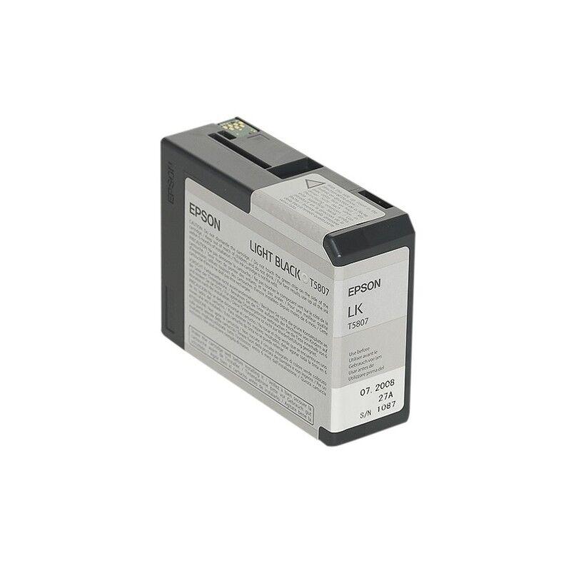 Epson Cartouche d'encre gris pour EPSON stylus Pro 3800