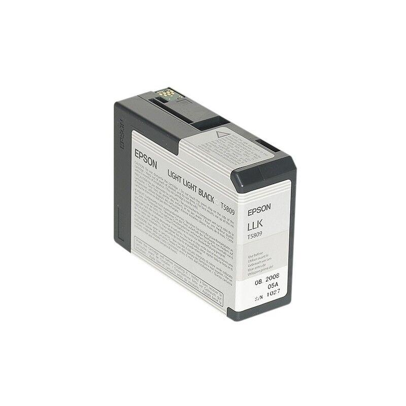 Epson Cartouche d'encre gris clair pour EPSON stylus Pro 3800