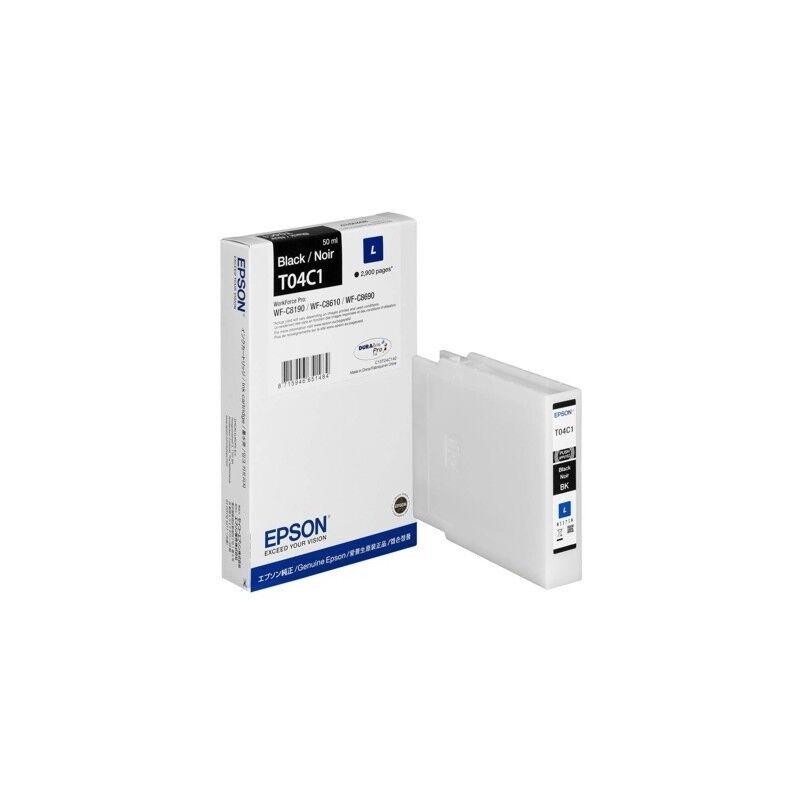 Epson Cartouche d'encre Noir (L) - Epson pour Workforce Pro WF-C81xx / WF-C86xx