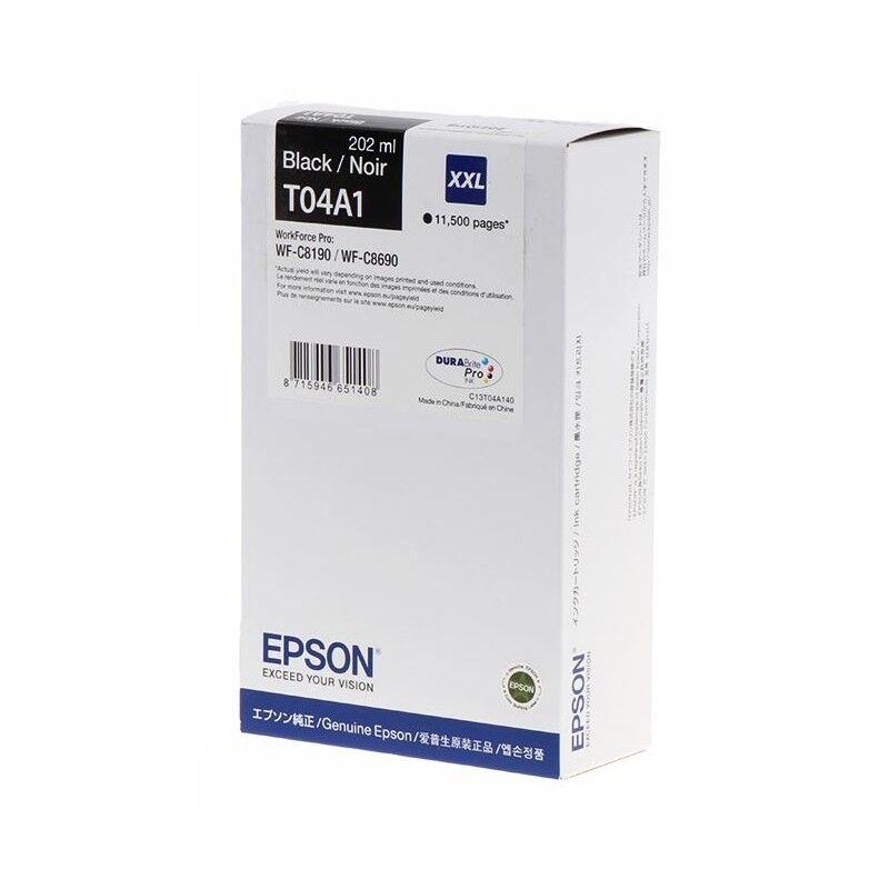 Epson Cartouche d'encre Noir (XXL) - Epson pour Workforce Pro WF-C81xx / WF-C86xx
