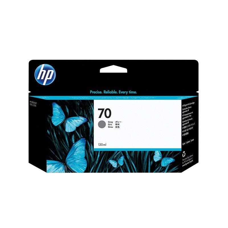 HP Cartouche gris HP pour Designjet Z2100 / Z23100 (N°70)