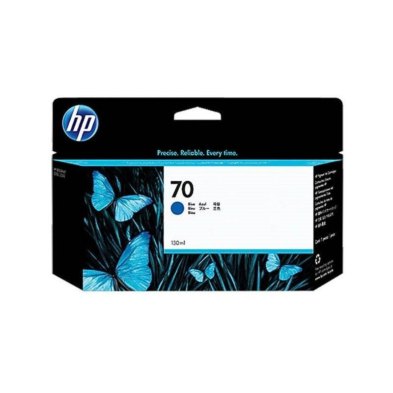 HP Cartouche bleue HP pour Designjet Z3200 / Z2100 ... (N°70)