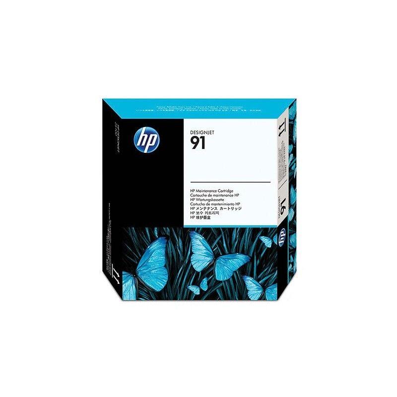 HP Cartouche de Maintenance pour designjet Z6100 (N°91)