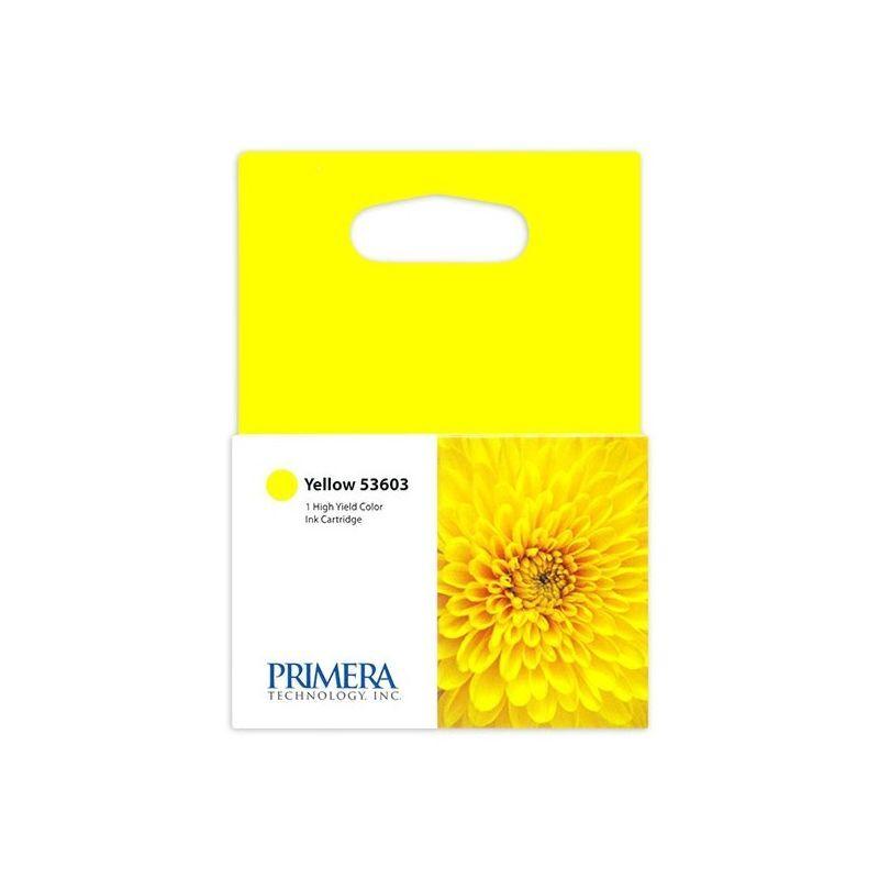 Primera Cartouche Jaune Primera pour DP 4100 ... / Disc Publisher DP-4101 ...