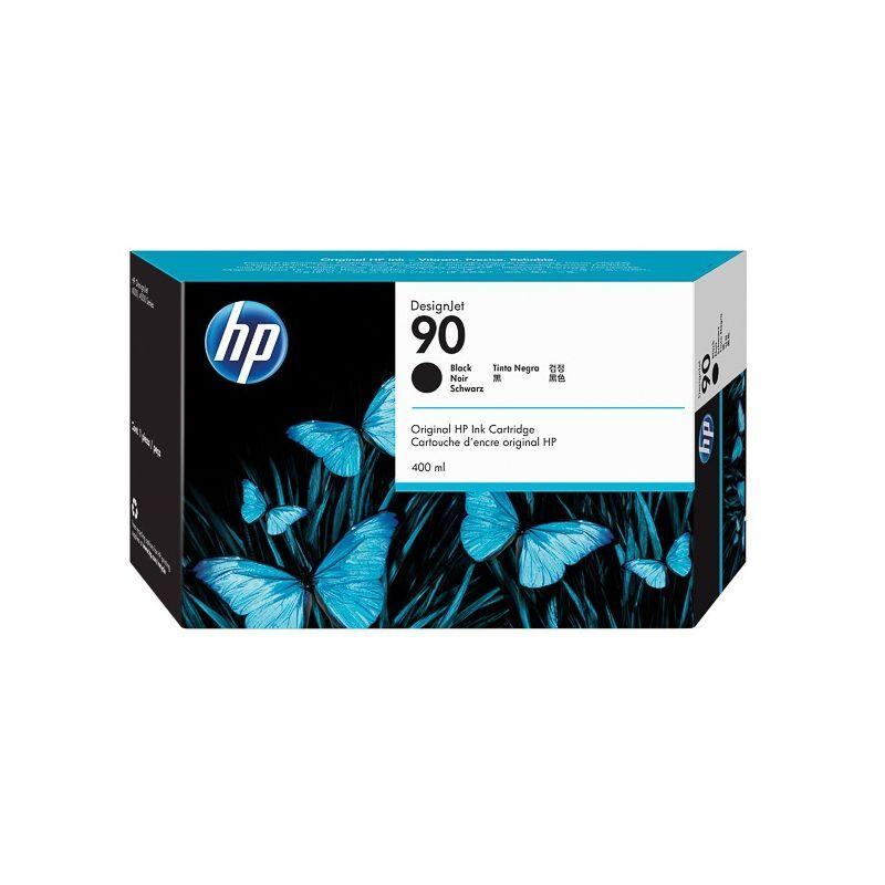 HP Cartouche noire HP pour designjet 4000 ... (N°90)