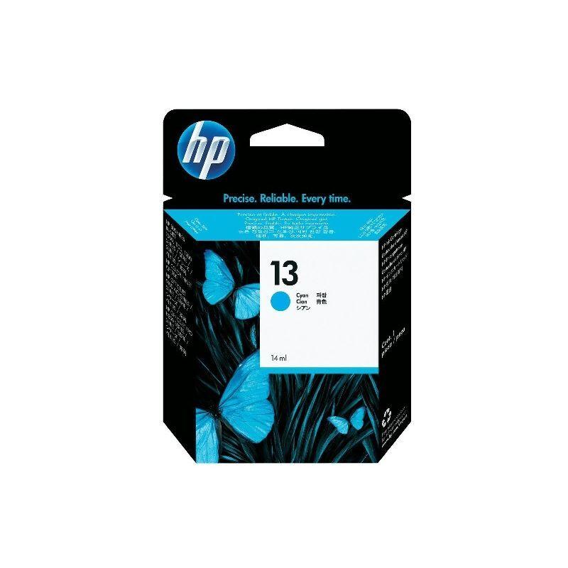 HP Cartouche Encre Cyan HP pour Business Inkjet 1000 ... (N°13)