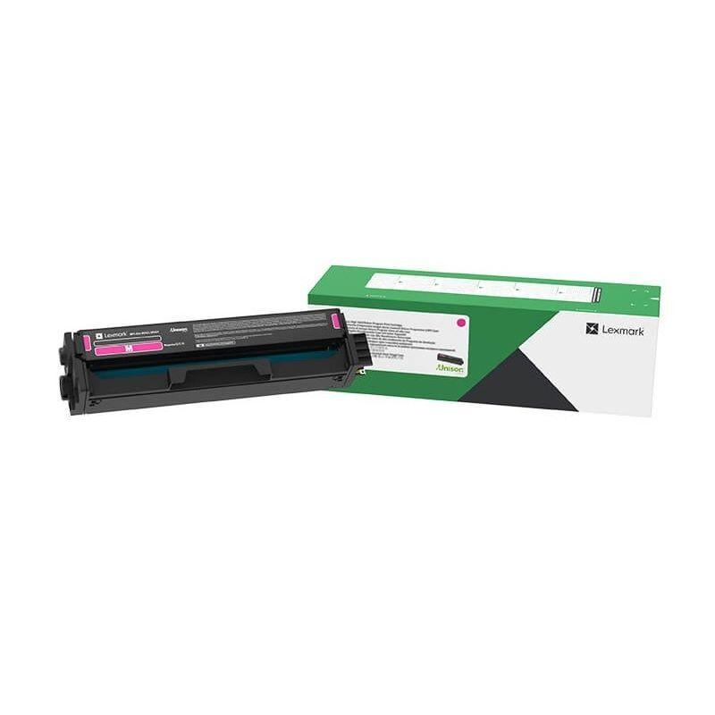 Lexmark Cartouche toner Magenta Lexmark pour MC3224adwe - MC3326adwe (1500-pages)