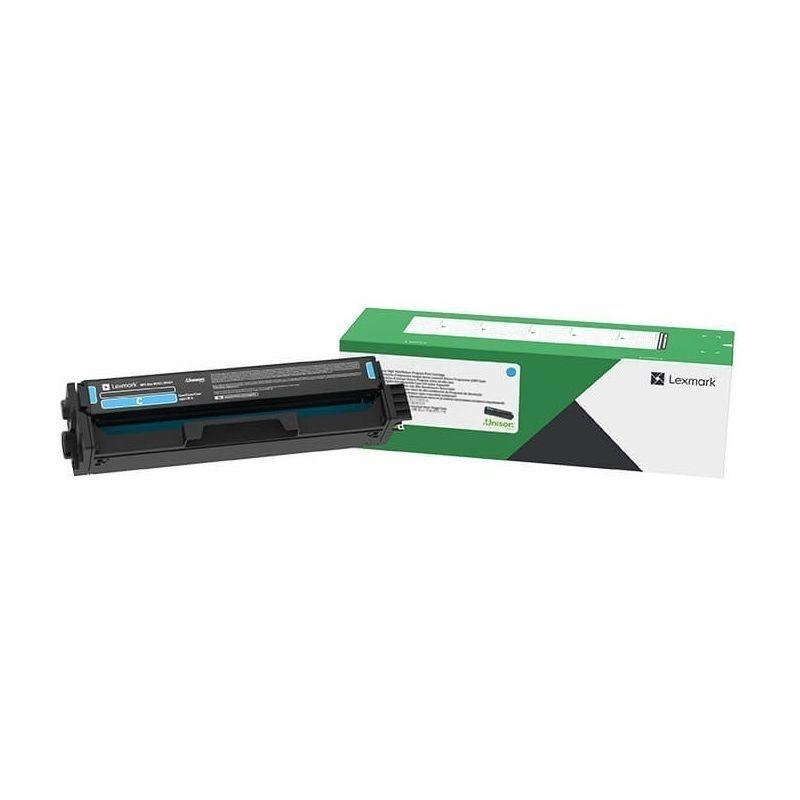 Lexmark Cartouche toner Cyan Haute capacité Lexmark pour CX331adwe - CS331dw (4500-pages)