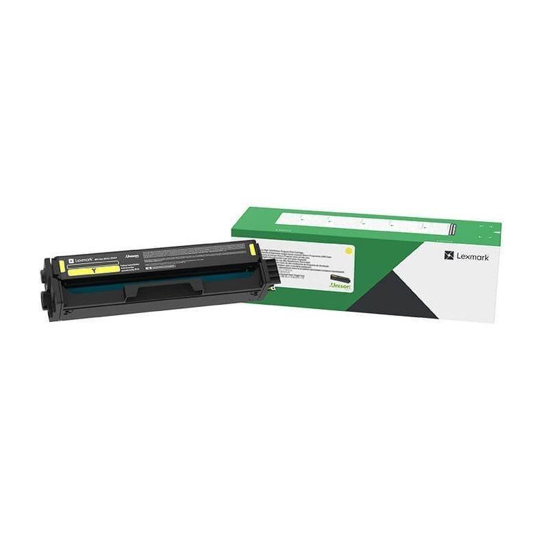 Lexmark Cartouche toner Jaune Haute capacité Lexmark pour CX331adwe - CS331dw (4500-pages)
