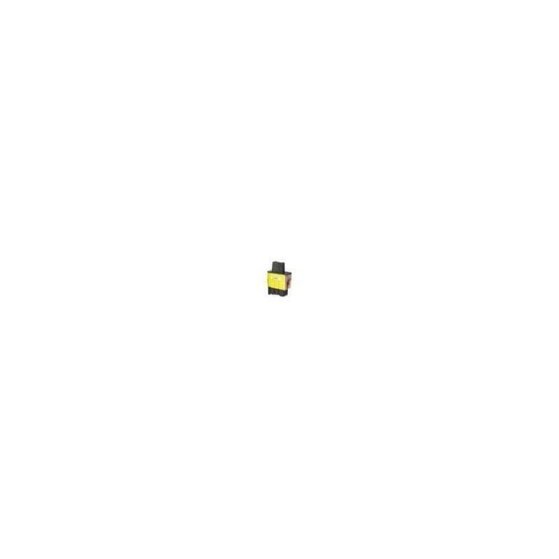 Brother Cartouche jaune générique pour Brother MFC 2440