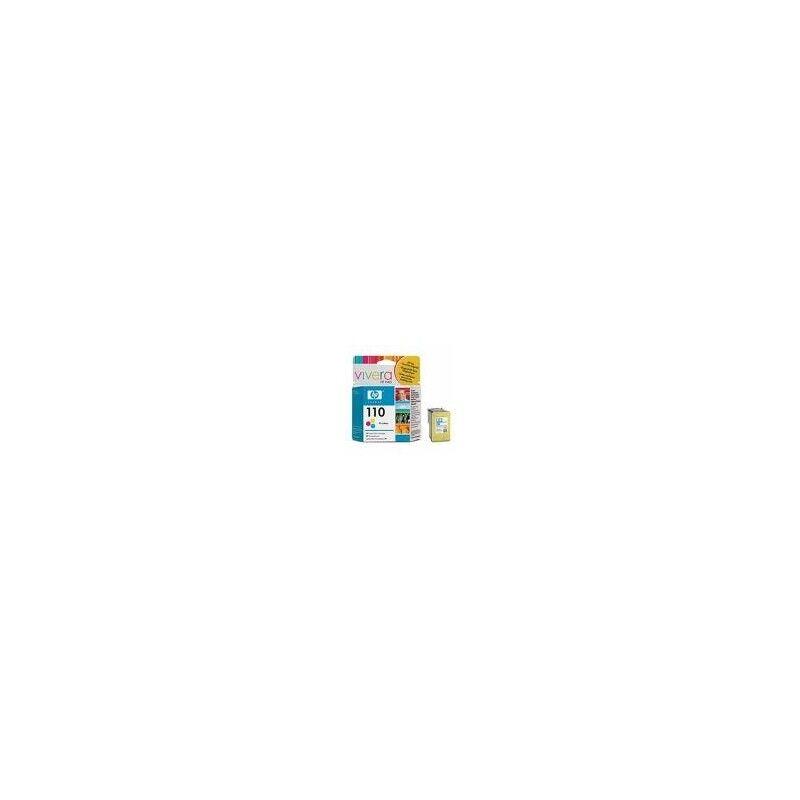 HP Cartouche d'encre couleur HP pour Photosmart A432... (N°110)
