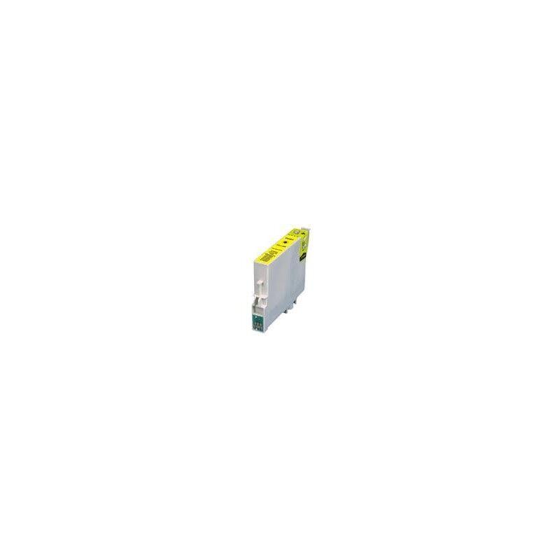 Epson Cartouche jaune générique pour Epson Stylus DX6050 / 4000 / 5000...