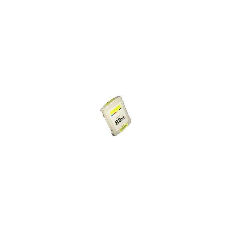 HP Cartouche jaune générique haute capacité pour HP officejet K5400... (n°88)