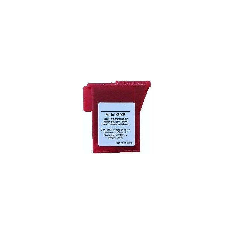 HP Cartouche générique pour machine à affranchir Secap et Pitney Bowes /DM50 / DM55