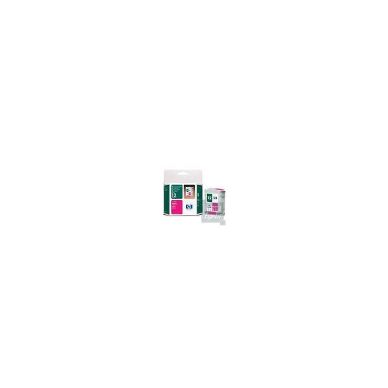 HP Cartouche Magenta HP pour Business Inkjet 3000 (N°12)