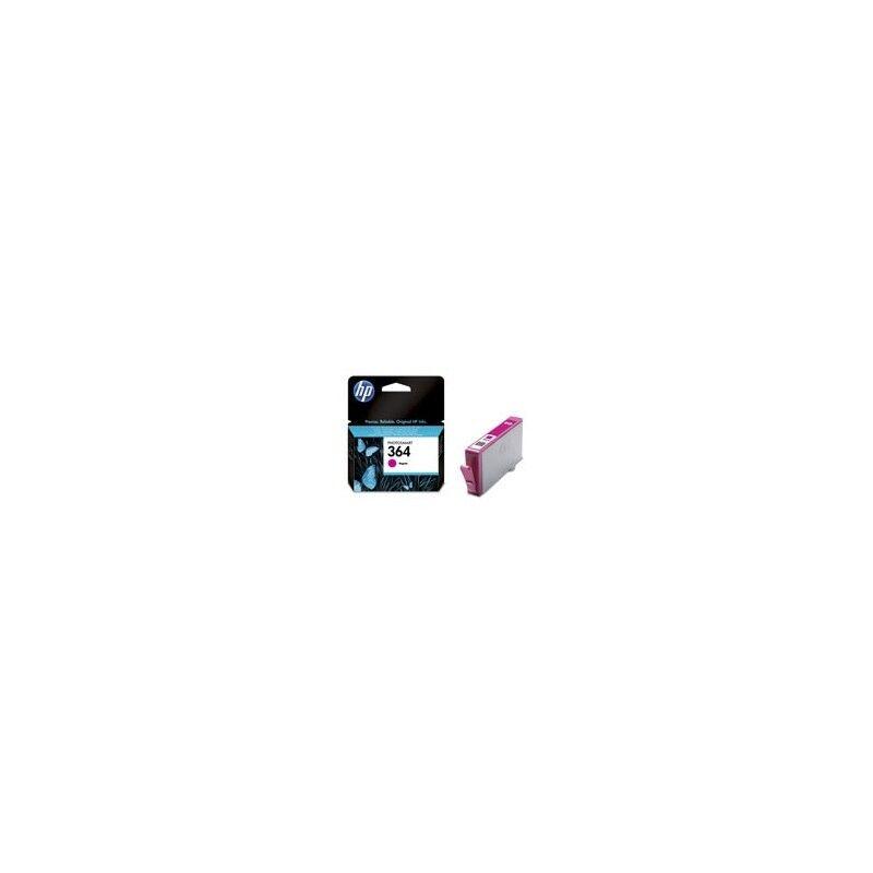 HP Cartouche magenta HP pour photosmart B8550 / C5380... (N°364 / N°178)