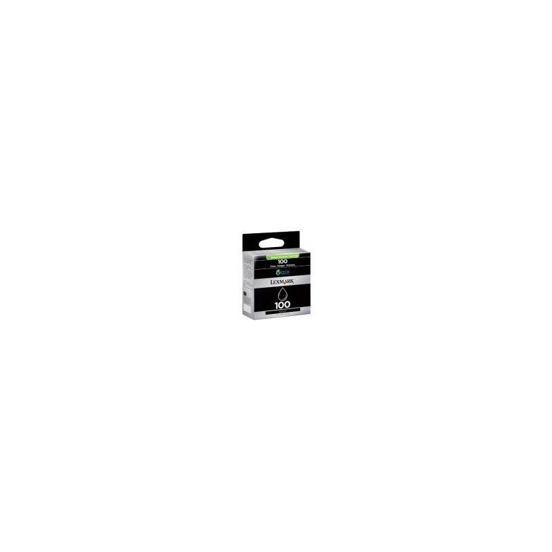 Lexmark Cartouche noir Lexmark N°100 pour Platinum Pro905 / Presige Pro805...