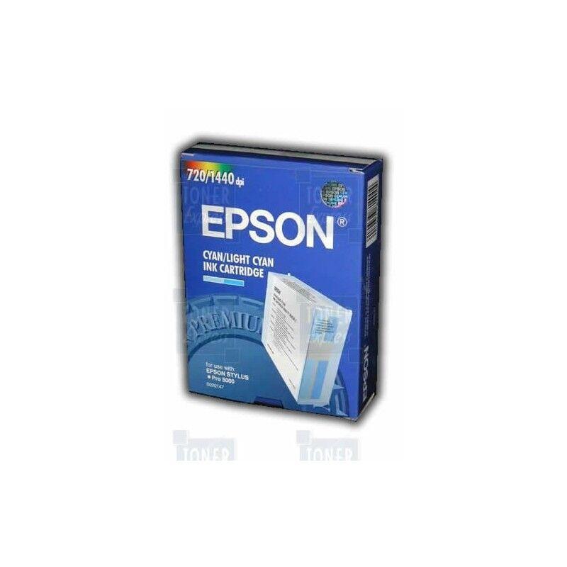 Epson Cartouche EncreCyan+Cyan Clair EPSON (S020147)