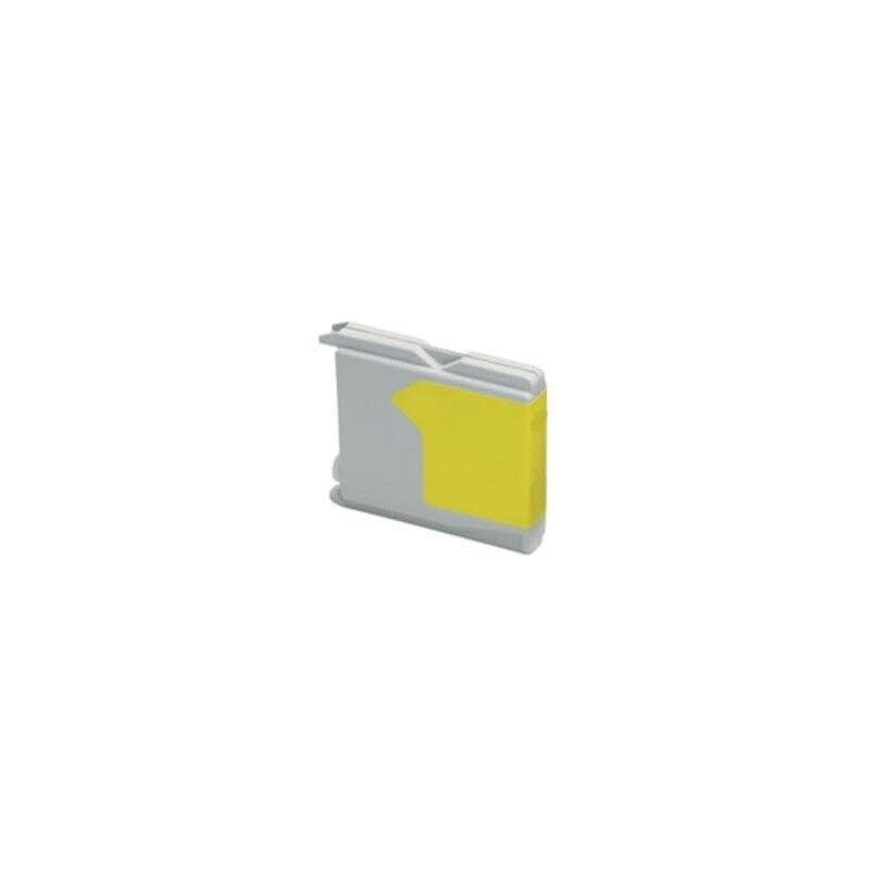 Brother Cartouche jaune générique Brother pour DCP-135C / DCP150C / MFC235 / MFC260