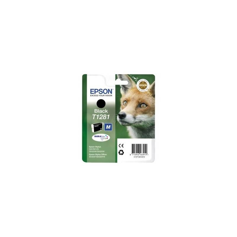 Epson Cartouche noir Epson pour stylus BX305 / S22 / SX125 / 420w