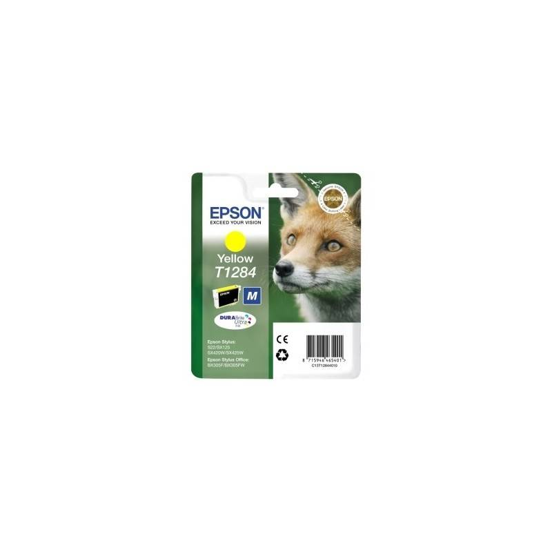Epson Cartouche jaune Epson pour stylus BX305 / S22 / SX125 / 420w