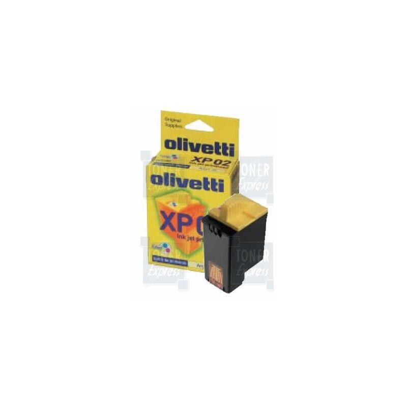 Olivetti Cartouche d'encre Olivetti XP02 Couleur