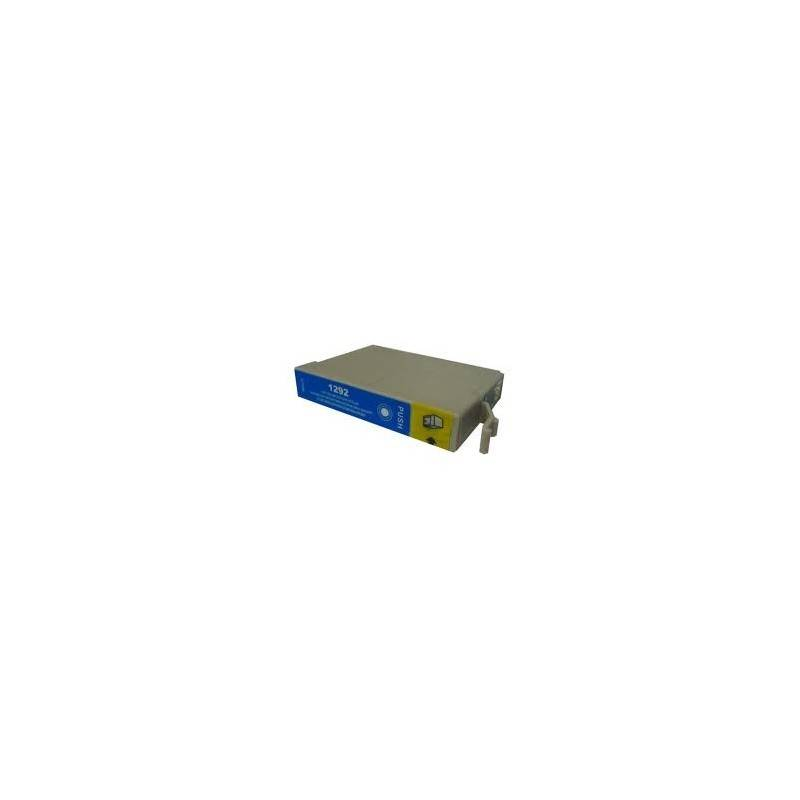 Epson Cartouche cyan générique pour Epson stylus BX305F / BX320FW / SX420W...