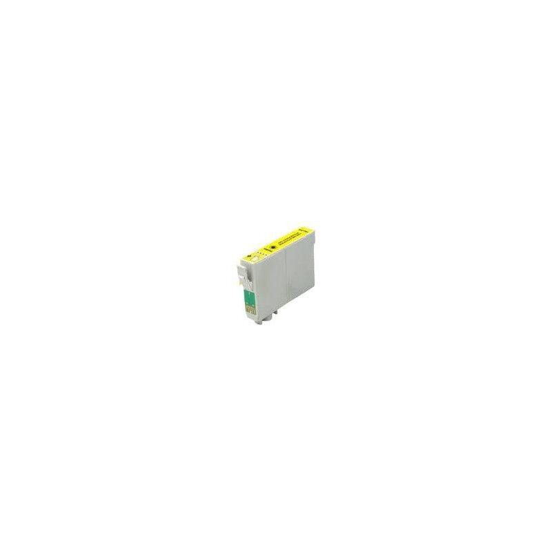 Epson Cartouche jaune générique pour Epson stylus BX305F / BX320FW / SX420W...