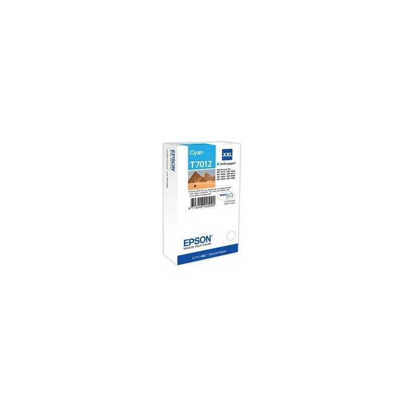 Epson Cartouche d'encre cyan Epson XXL pour WorkForce Pro WP4000/4500 SERIES