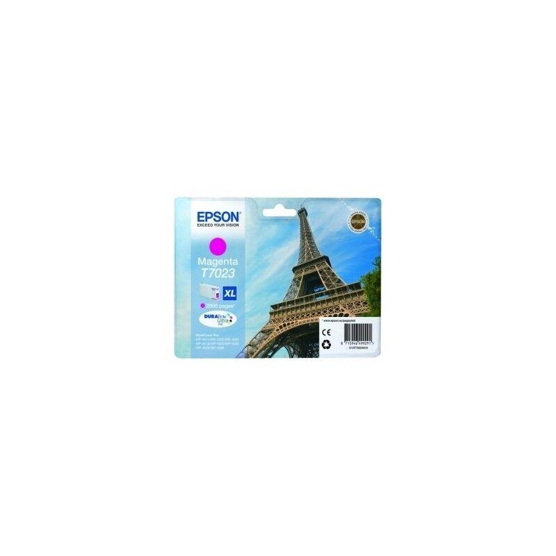 Epson Cartouche d'encre magenta Epson XL pour WorkForce Pro WP4000/4500 SERIES