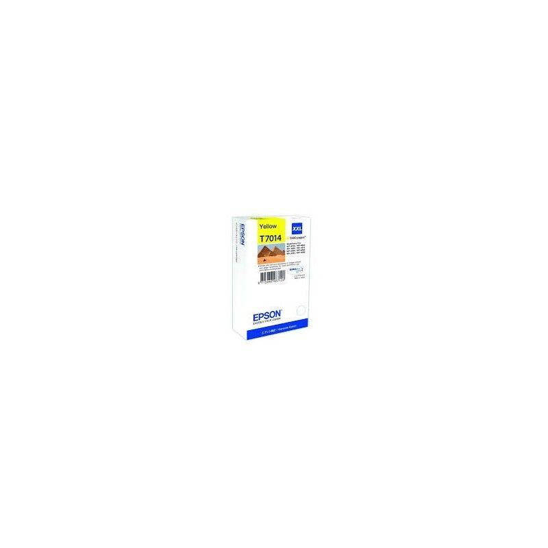 Epson Cartouche d'encre jaune Epson XXL pour WorkForce Pro WP4000/4500 SERIES