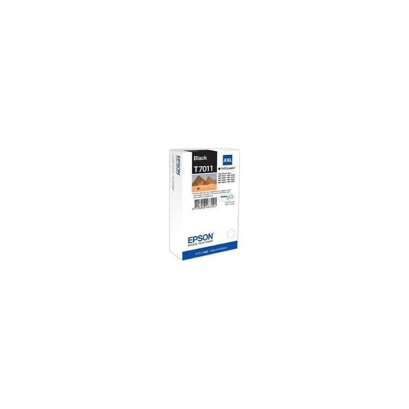 Epson Cartouche d'encre noire Epson XXL pour WorkForce Pro WP4000/4500 SERIES