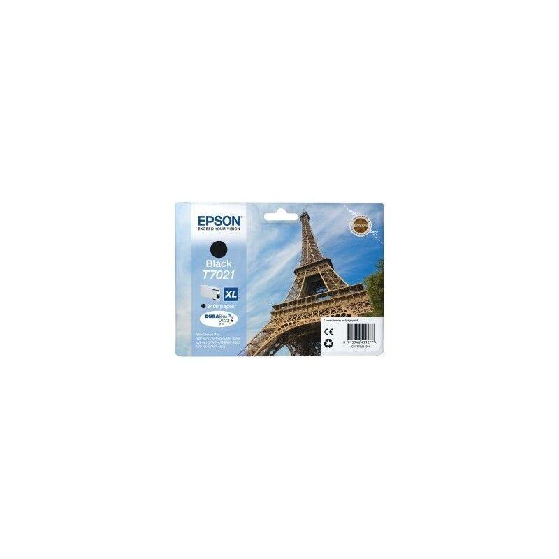 Epson Cartouche d'encre noire Epson XL pour WorkForce Pro WP4000/4500 SERIES