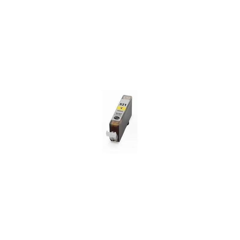 Canon Cartouche jaune générique pour Canon Pixma ip3600 / mp540...