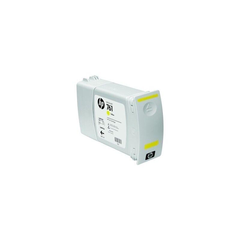 HP Cartouche d'encre jaune Hp pour Designjet T7100 (N°761)
