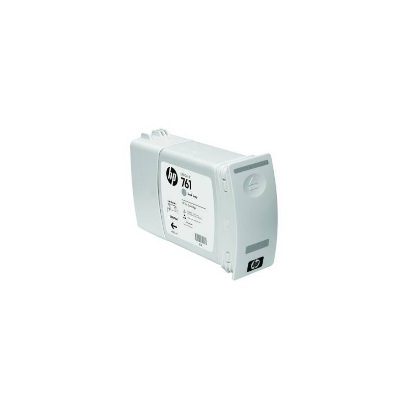 HP Cartouche d'encre gris foncé Hp pour Designjet T7100 (N°761)